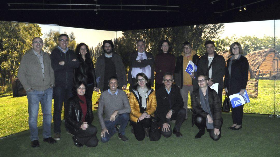 El Museu de Guissona entra a formar part de la  Xarxa de Museus d'Arqueologia de Catalunya (Arqueoxarxa)