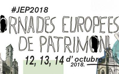 "JEP 2018 ""Guissona patrimoni d'emocions"""