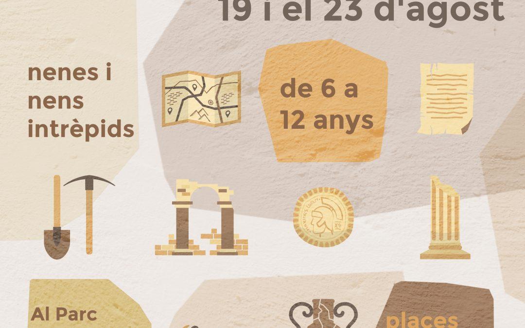 Torna el curs d'arqueologia infantil