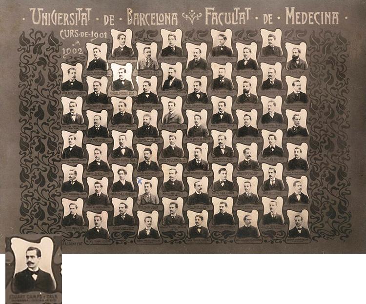Eduard Camps a la web galeriametges.cat
