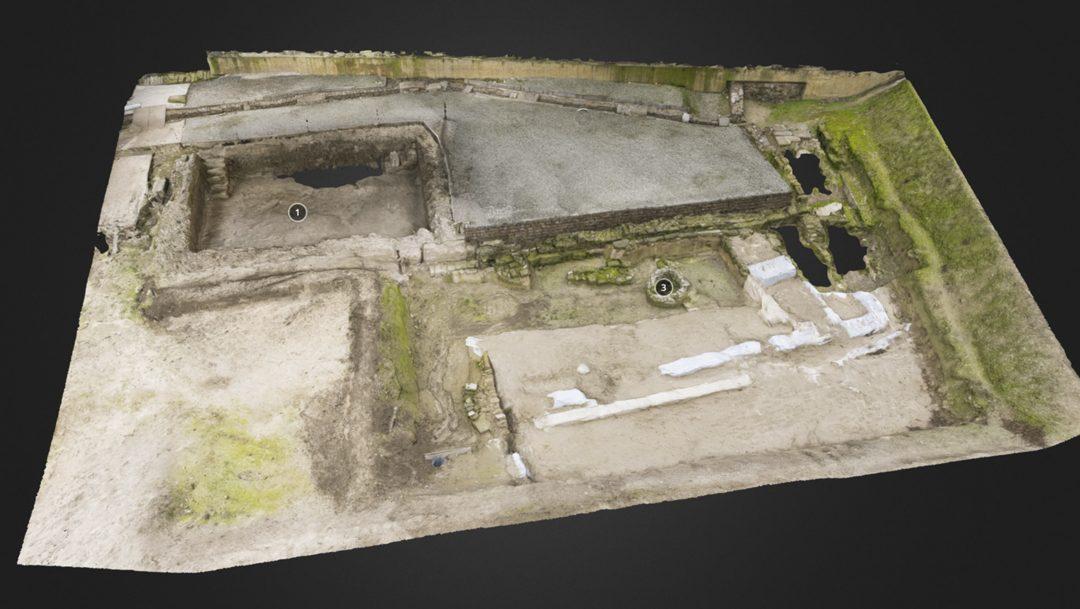 3D, el nou aliat del Museu de Guissona